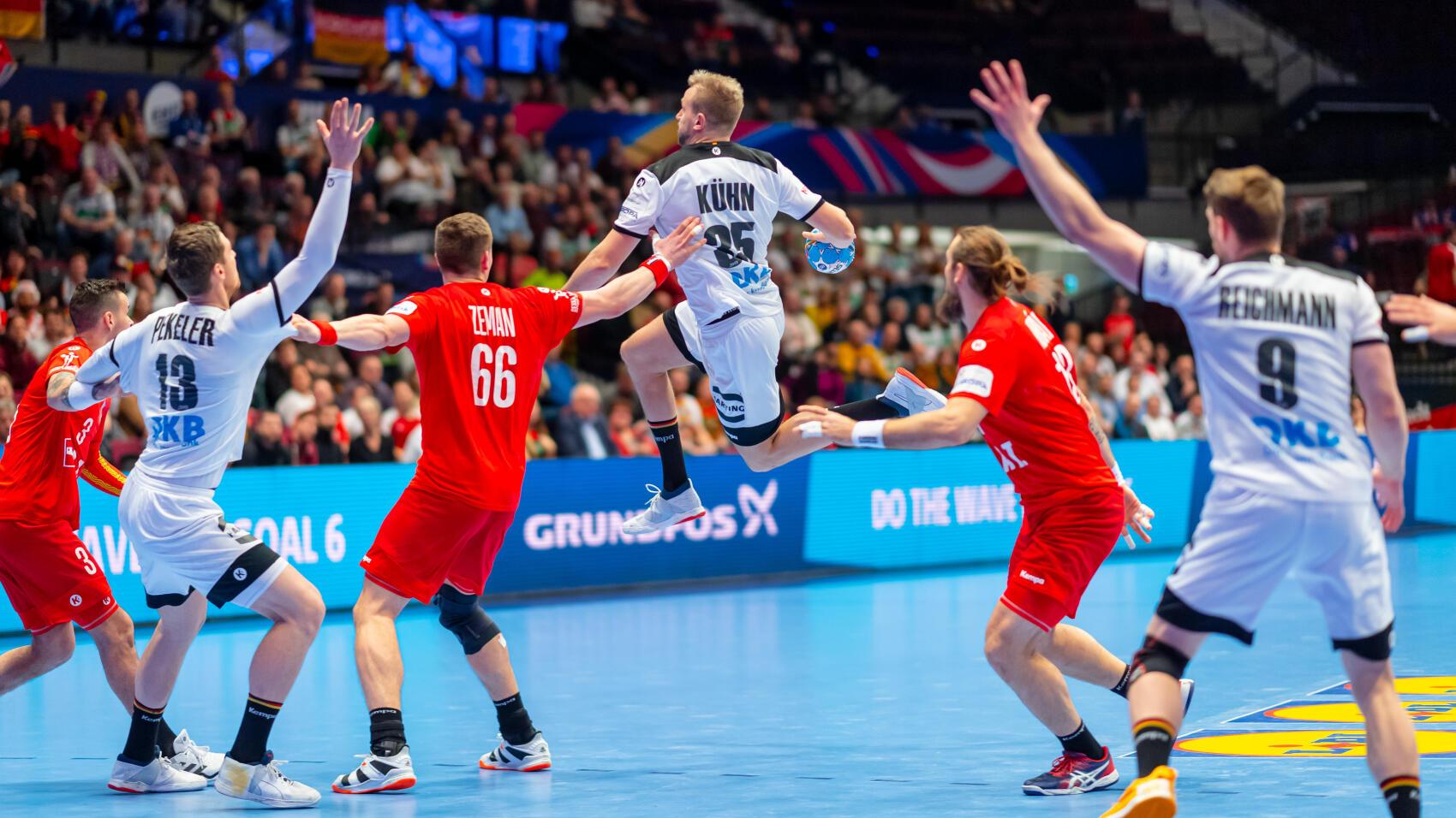 Handball Nationalmannschaft Spiele