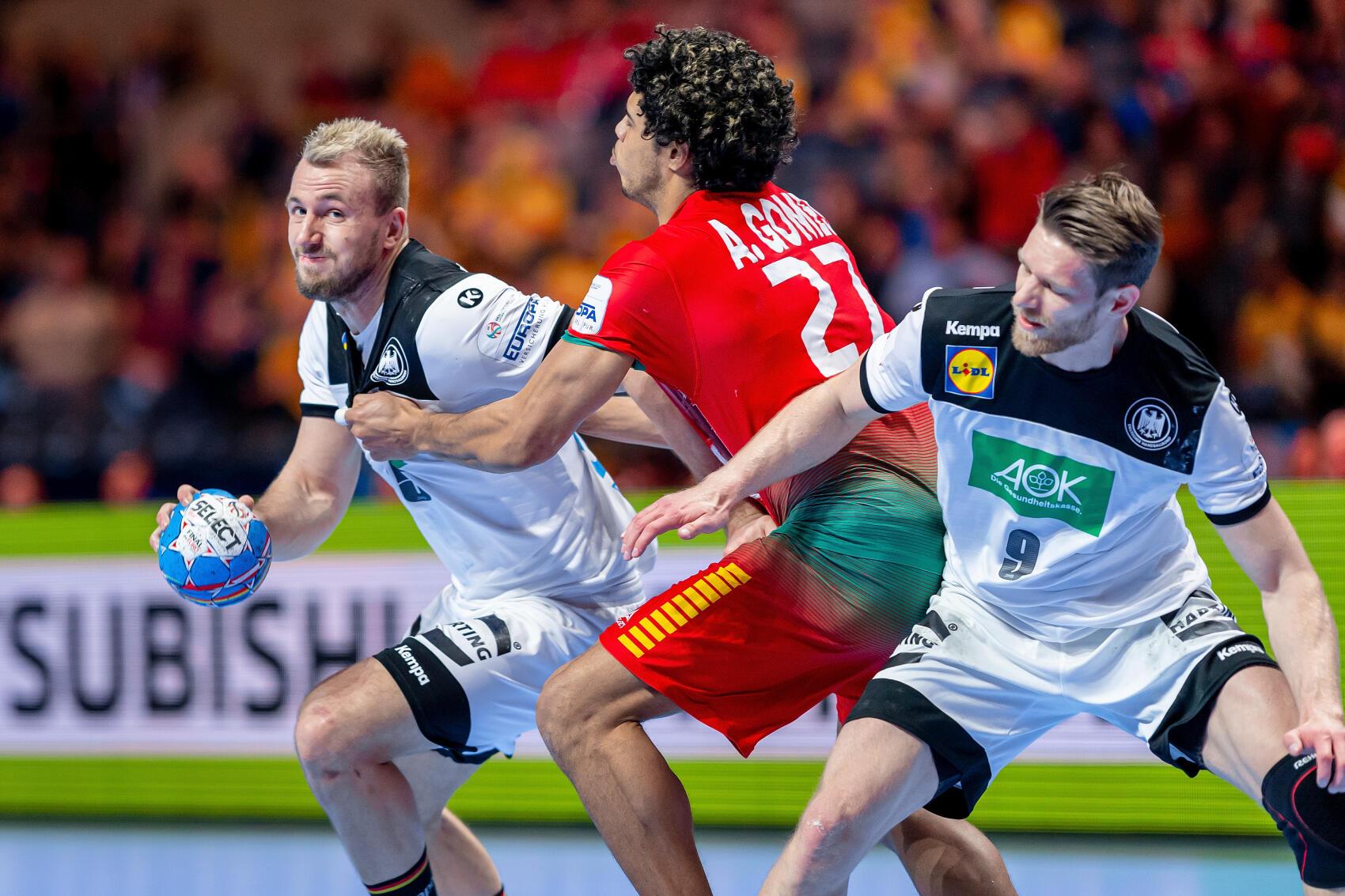 Handball Em Tabellen